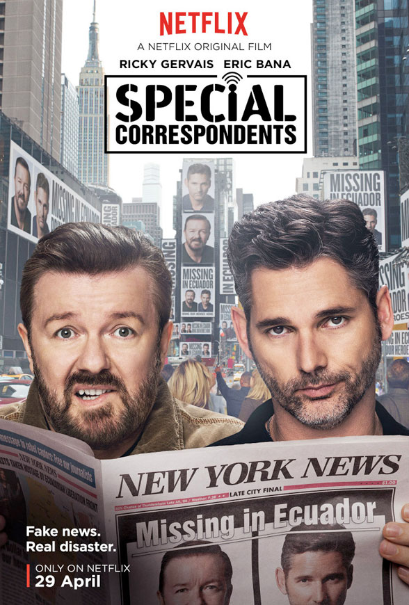 Poster Special Correspondents
